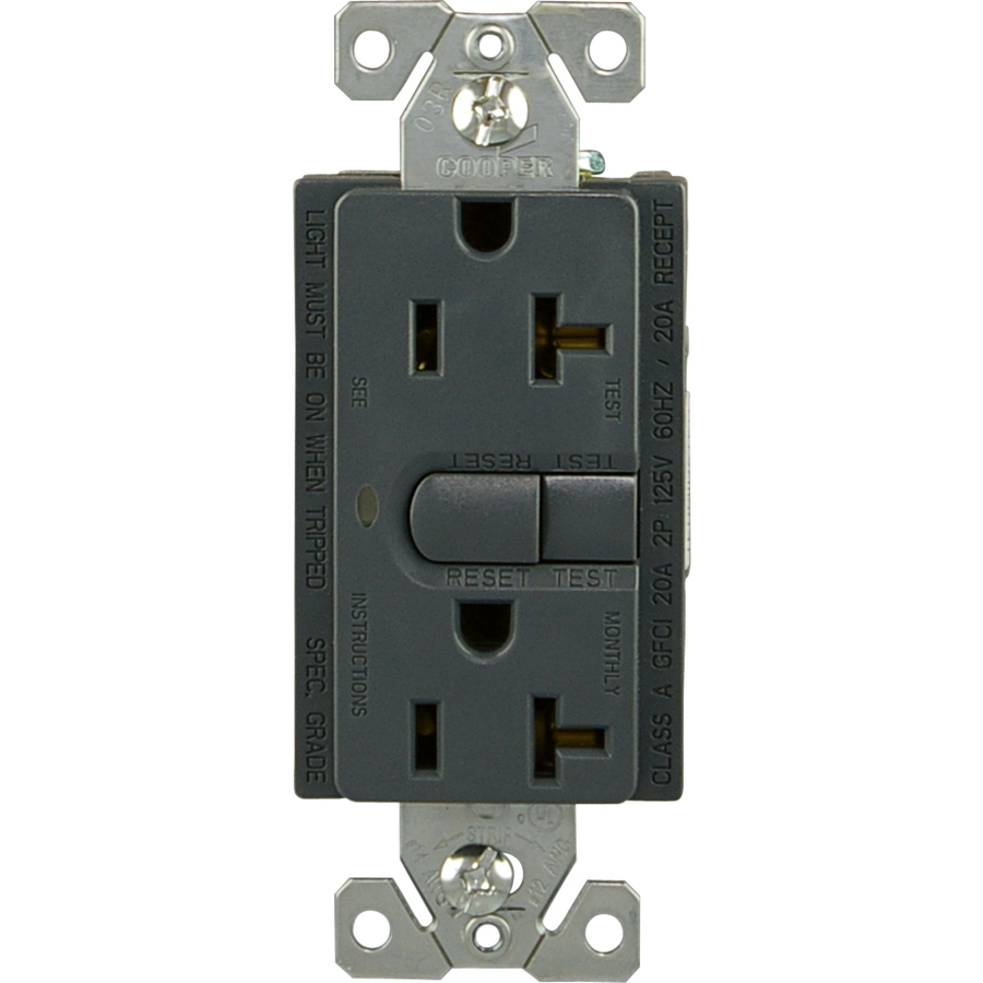 How To Wire A Gfi Outlet Correctly