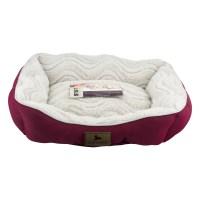 Stuft Sofa Plus Pet Bed, Small, Red - Walmart.com