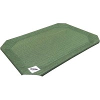 Coolaroo Elevated Pet Bed Replacement Cover, Medium ...