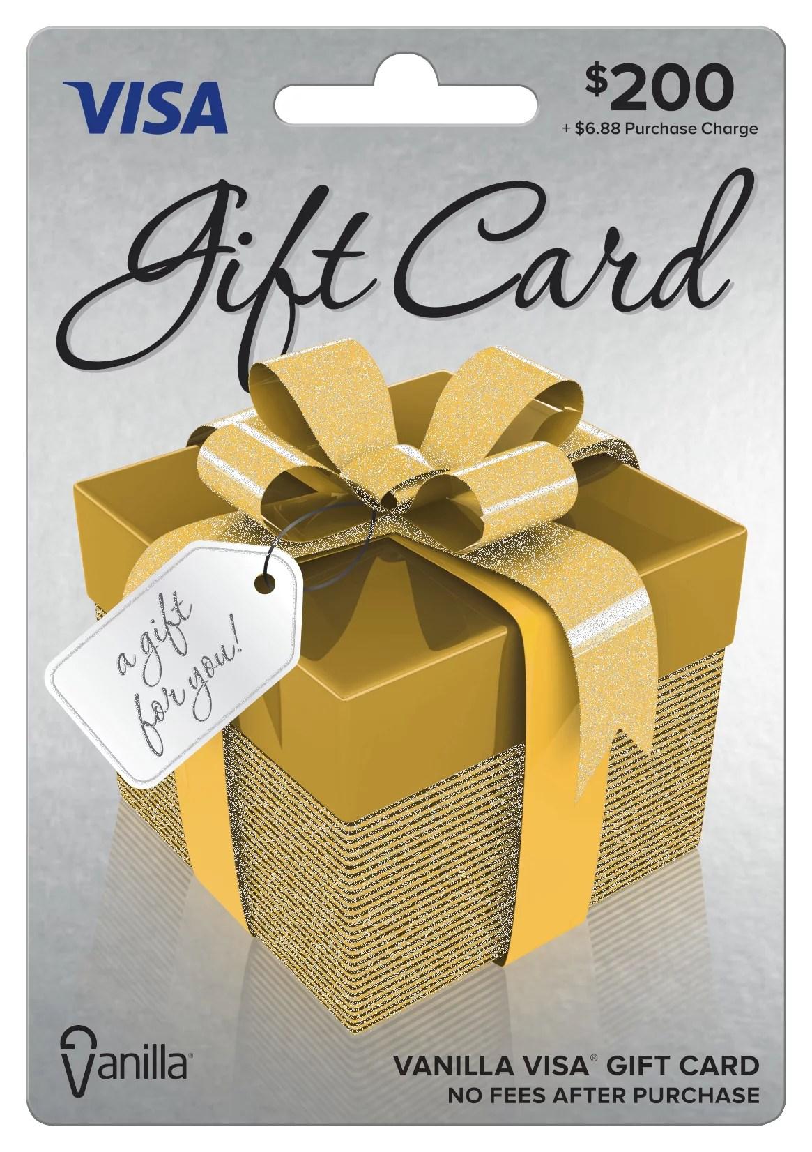 Visa 0 Gift Card