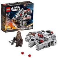 LEGO Star Wars Millennium Falcon Microfighter 75193 ...