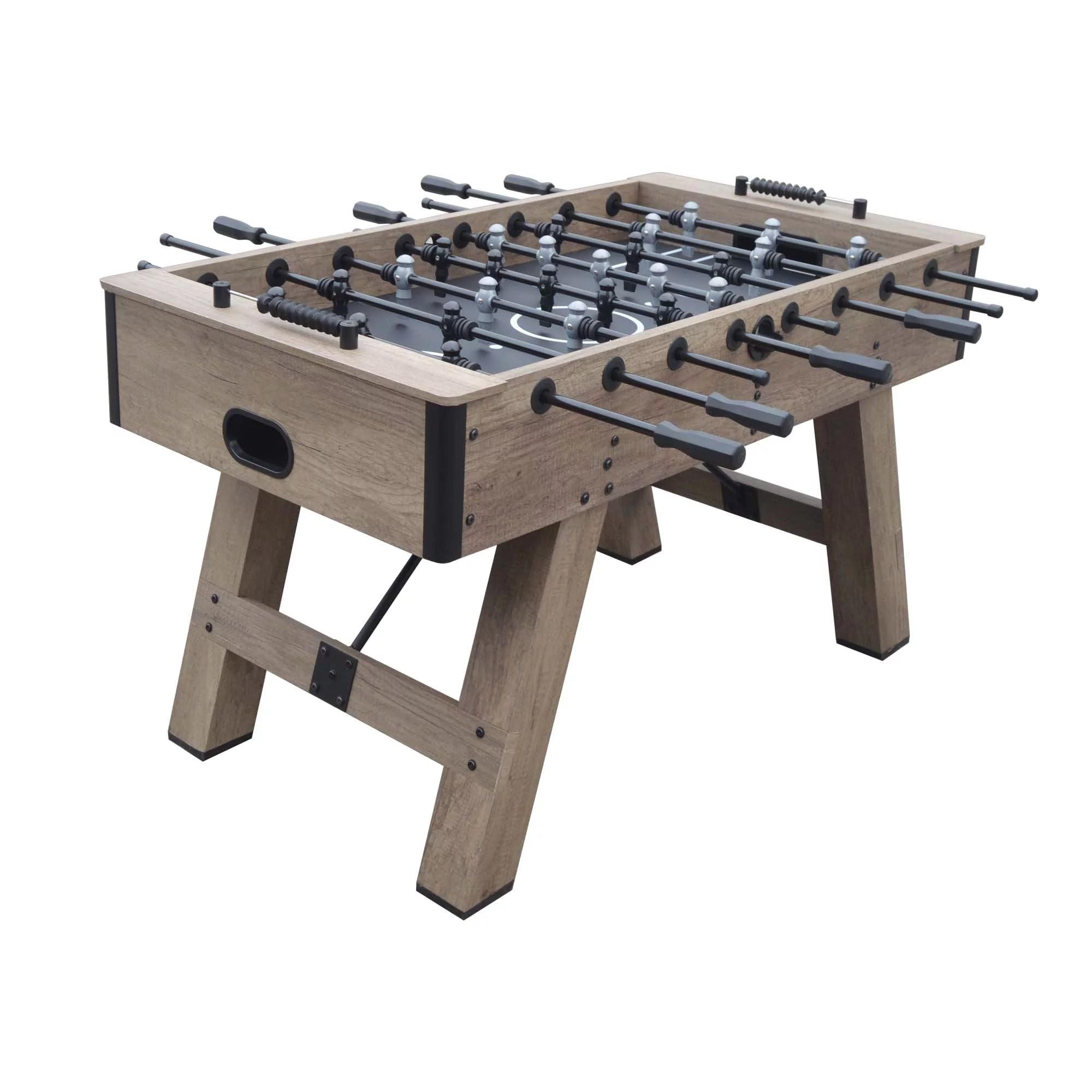 hathaway braxton 55 in foosball table