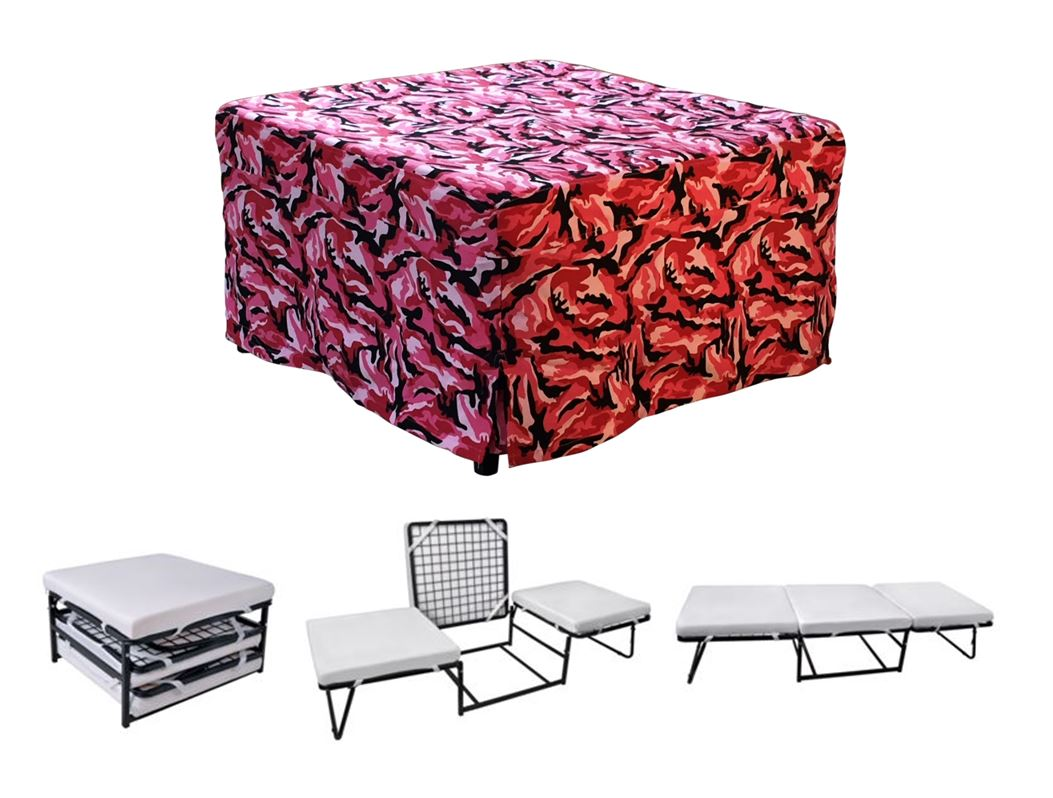 magical ottoman sleeper with bed inside cover included walmart inventory checker brickseek