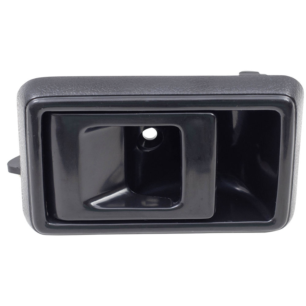 medium resolution of inside interior black door handle replacement for geo prizm toyota 4runner camry corolla tacoma pickup truck 95007671 walmart com