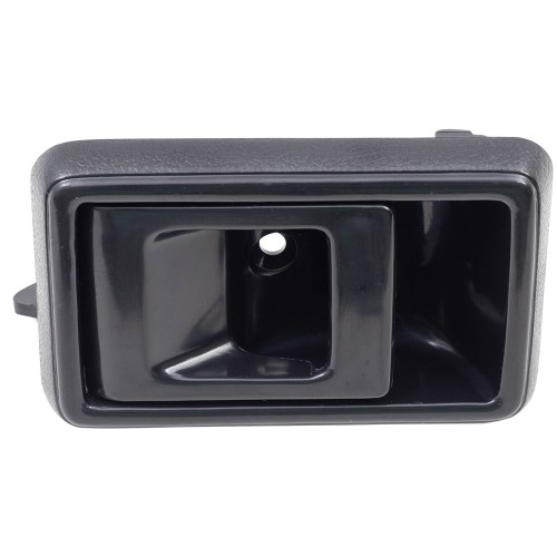 small resolution of inside interior black door handle replacement for geo prizm toyota 4runner camry corolla tacoma pickup truck 95007671 walmart com
