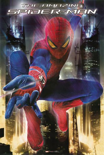the amazing spiderman poster 24 x 36