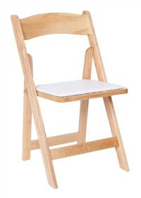 Folding Chair with Vinyl Cushions - Set of 4 - Walmart.com