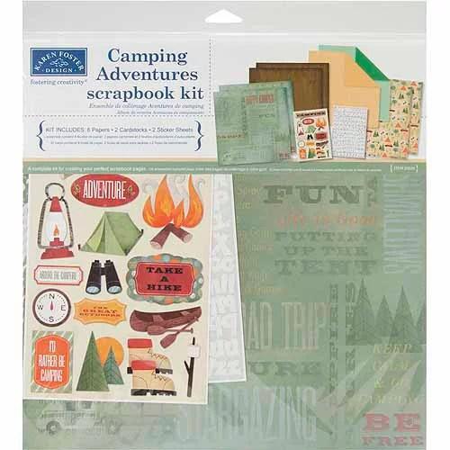 Scrapbook 101 Shape Cardstock Die Cuts Deer Family Multi