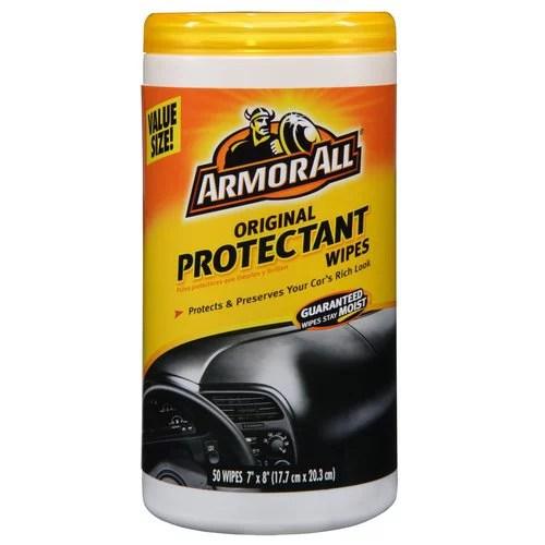 Armor All Original Auto Protectant Wipes 50 count Auto