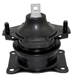 drivers front engine motor mount replacement for honda accord acura tsx w automatic transmission 50830sdba02 walmart com [ 1000 x 1000 Pixel ]
