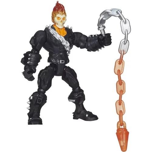 The Avengers Avnengers Hero Mashers Ice Man Walmart