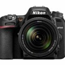 Nikon D7500 20.9 Megapixel Digital SLR Camera with Lens – 18 mm – 140 mm – 3.2″ Touchscreen LCD – 16:9 – 7.8x Optical Zoom – Digital (IS) – i-TTL – 5568 x 3712 Image – 3840 x 2160 Video – HDMI –