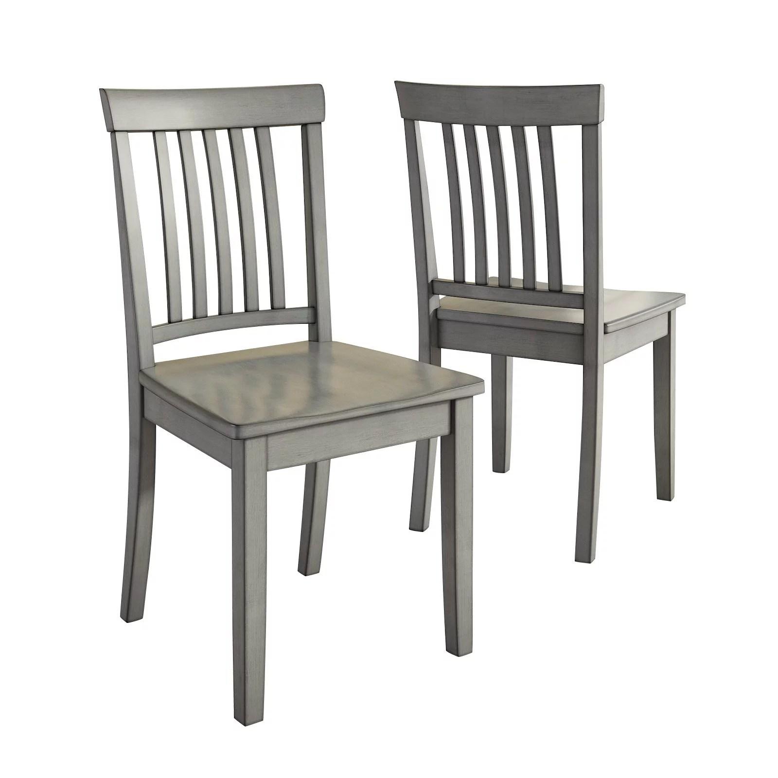 lexington dining chairs west elm mission back chair set of 2 multiple colors walmart com