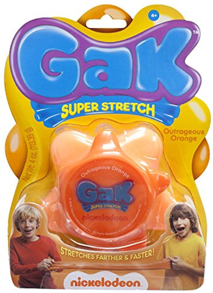 Nickelodeon Gak : nickelodeon, Nickelodeon, Outrageous, Orange, Walmart.com
