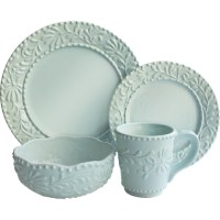 American Atelier Isabelle 16 Piece Dinnerware Set ...