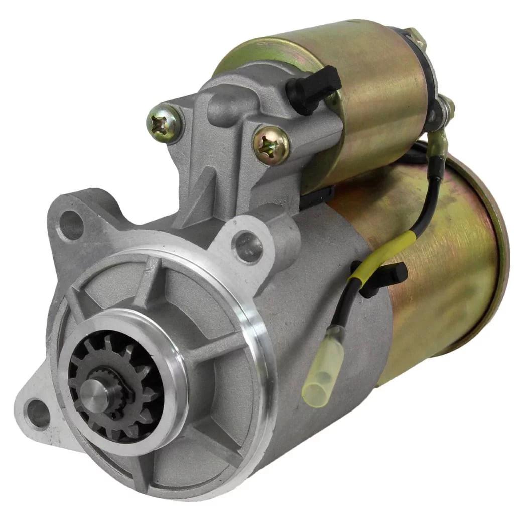 hight resolution of starter motor fits 2002 09 ford explorer mercury mountaineer 03 05 lincoln aviator sa 884 walmart com