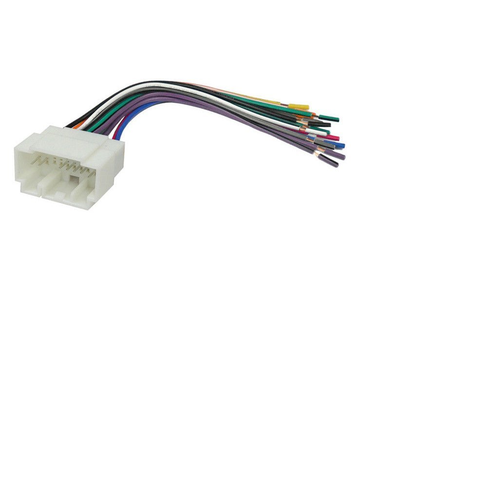 medium resolution of honda accord 1998 2002 car stereo wiring harness please refer to section below to cross reference your vehicle s model and year by accex