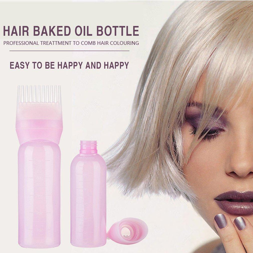 2017 120ml hair dye bottles