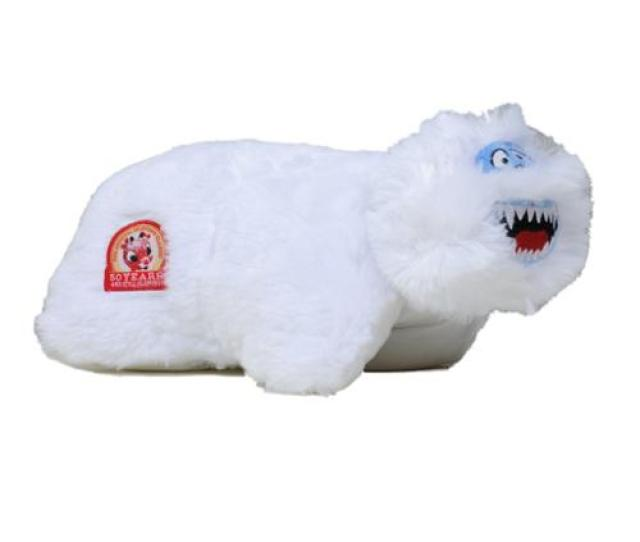 Bumble The Abominable Snowman From Rudolph The Red Nosed Reindeer Plush Pillow Pet