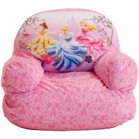 Disney Princess Bean Bag Chair - Walmart.com