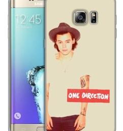 official one direction harry photo filter soft gel case for samsung phones 1 walmart com [ 1200 x 1599 Pixel ]