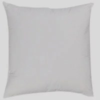 Euro Pillows 26x26 inches Down Alternative Pillows (Single ...