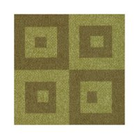 Milliken Legato Fuse Block Carpet Tile in Avocado