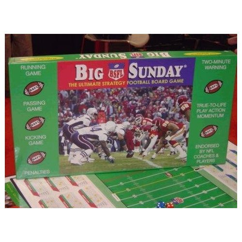 big sunday football game