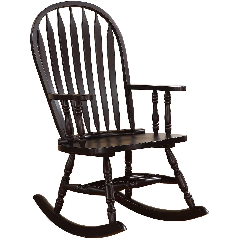 indoor rocking chair raised toilet coaster millwood walmart com
