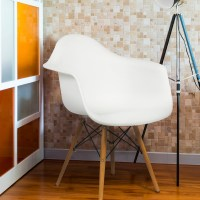 Best Choice Products Eames Style Armchair Mid Century ...