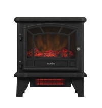 Duraflame Freestanding Infrared Quartz Fireplace Stove ...