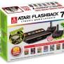 Atari Flashback 7 Console Retro Gaming Black Ar3210