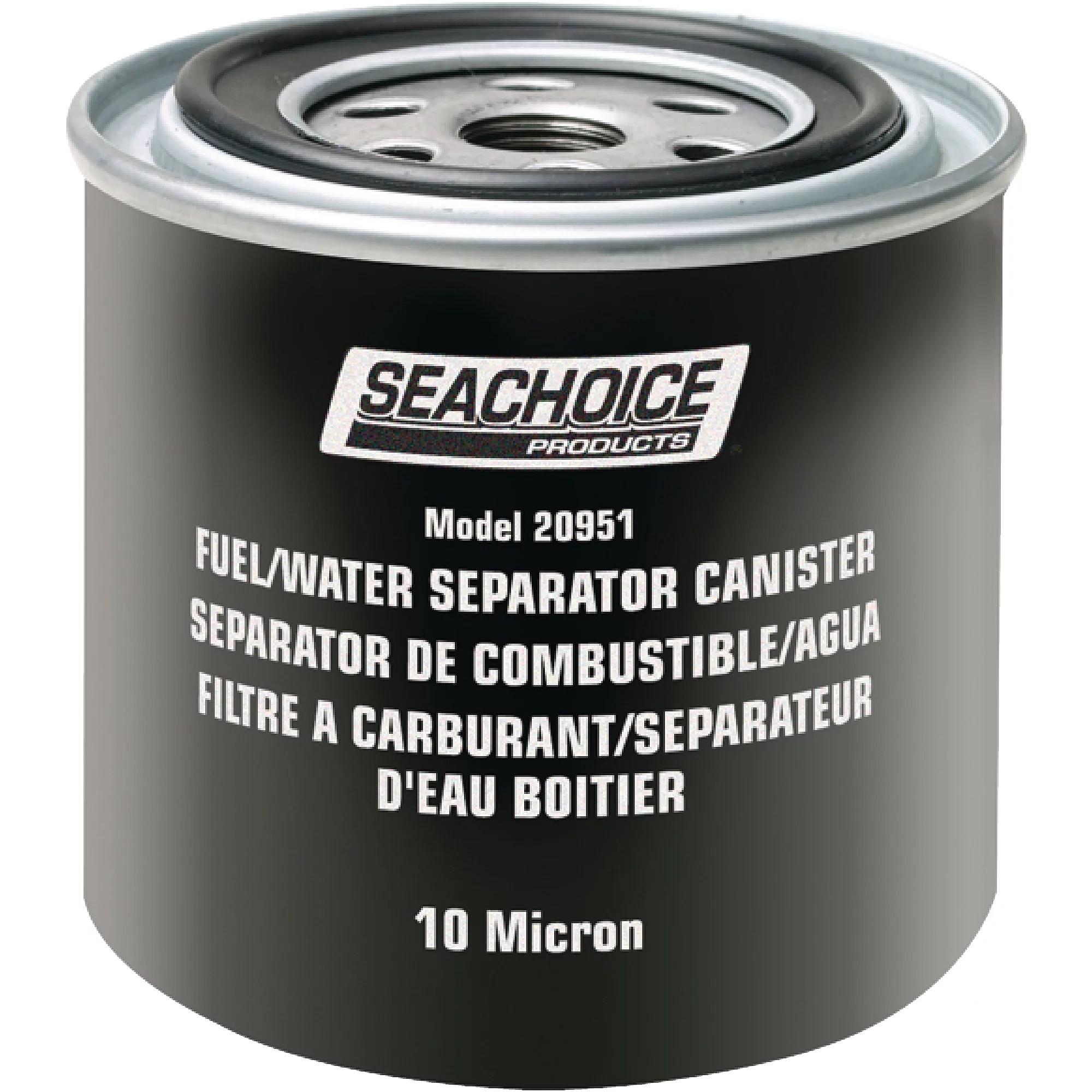 hight resolution of seachoice fuel filter