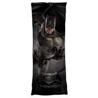 Batman V Superman Batman Plush Fleece Body Pillow White ...