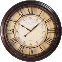 "New 20'"" Large Roman Wall Clock, Vintage Home Decor Bronze ..."