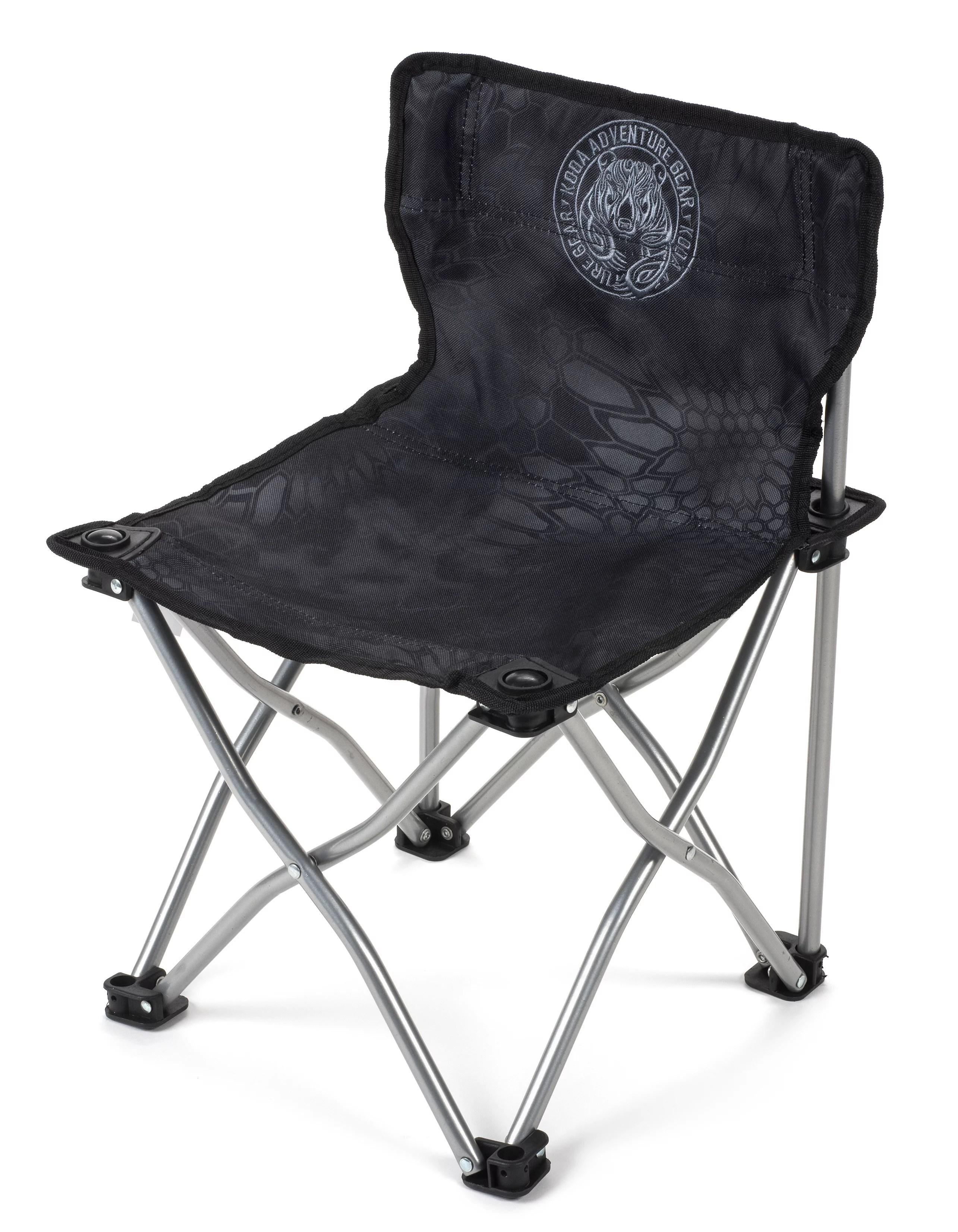 lucky bums camp chair high chairs kids quick folding kryptek typhon walmart com