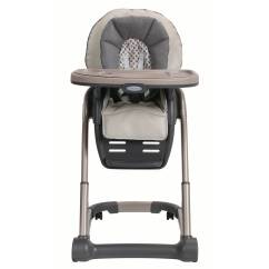 Graco 4 In One High Chair Instructions Childrens Wicker Rocking Blossom 1 Seating System Fifer Ebay