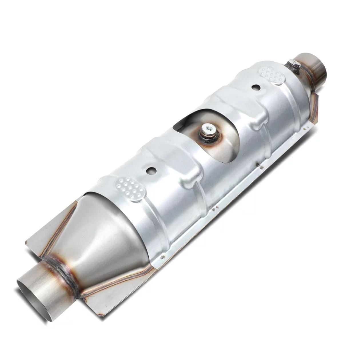 for 2005 to 2007 ford f250 f350 f450 f550 super duty 5 4l 6 8l oe style catalytic converter exhaust pipe 06 walmart com