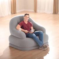 Intex Inflatable Camping Chair - Walmart.com