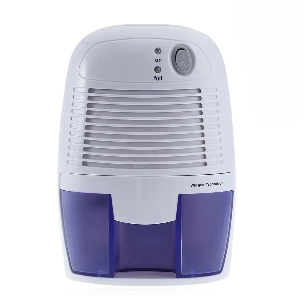 Mini Dehumidifier Home Portable 500ml Moisture Absorbing ...