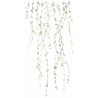 Hanging Vine Watercolor Peel and Stick Wall Decals ...