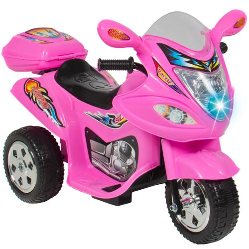 Kids Ride On Motorcycle 6v Toy Battery Powered Electric 3