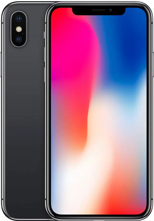 Apple iPhone X 64GB Space Gray (Verizon) Refurbished B