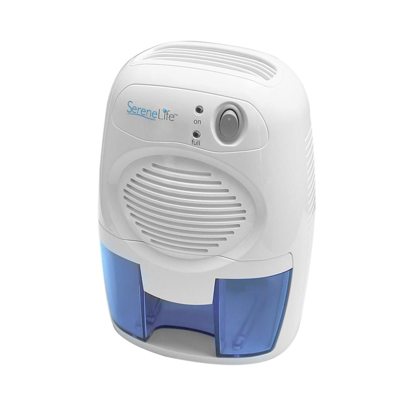 SereneLife Compact Electronic Dehumidifier Digital Mini ...
