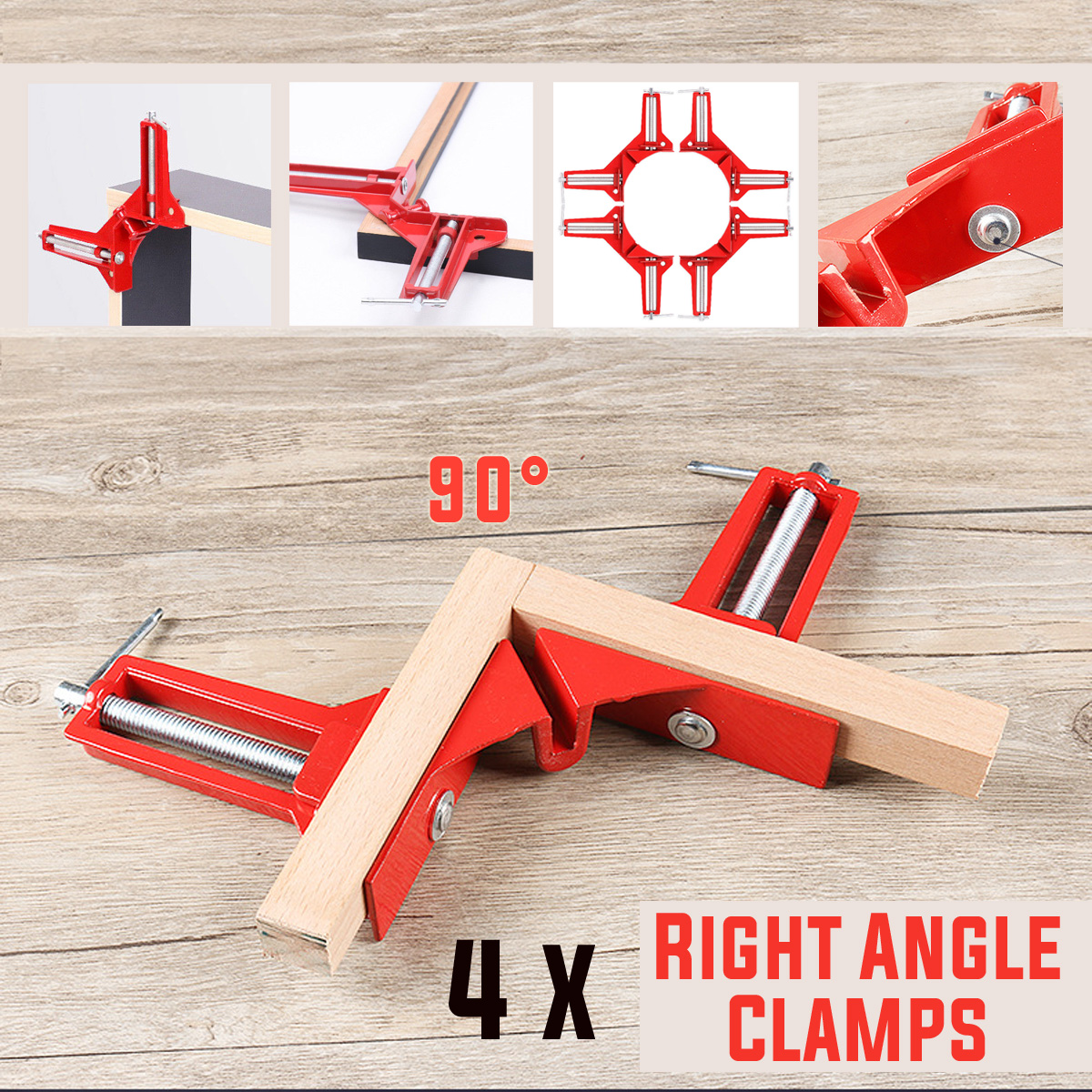 Picture Frame Corner Clamps