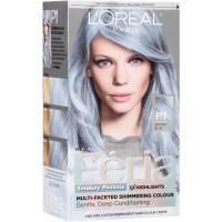 X2 L39OREAL PARIS Hair Color Feria Pastels Dye P1 SMOKEY ...