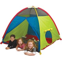Pacific Play Tents Super Duper 4 Kid Play Tent - Walmart.com