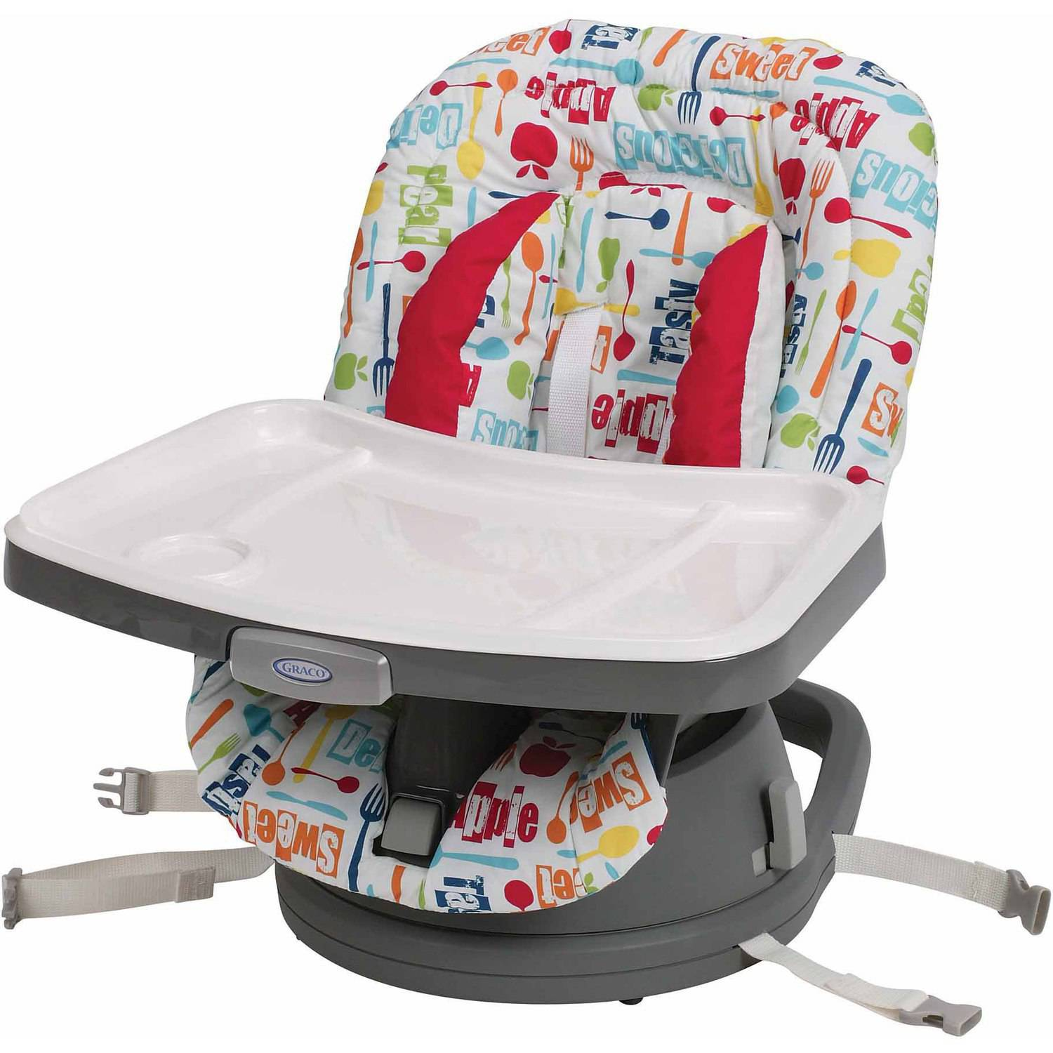 toddler chair booster seat mint green graco swiviseat 3 in 1 high yummy walmart com