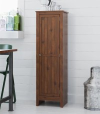 Ameriwood Home Milford Single Door Storage Pantry Cabinet ...