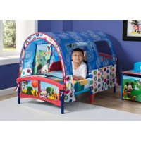 Disney Mickey Mouse Toddler Tent Bed - Walmart.com